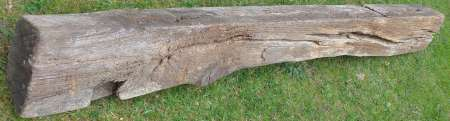 2016-10-05 Reclaimed oak beam 1C-450