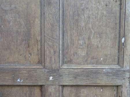 2017-03-03 Early oak paneling B-450