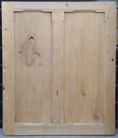 Victorian paneled pine cupboard door. & Cupboard Doors u2013 Abergavenny Reclamation
