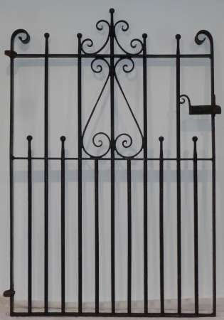 2012-10-01-wrought-iron-garden-gate-450