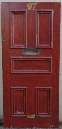 2016 10 04 Antique Front Door 6A 450 ...