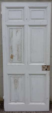 2016-10-04 Georgian 6 panel door 2A-450