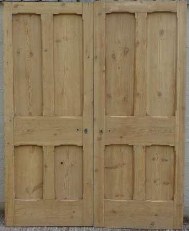 2016-10-05 Victorian double doors A-450