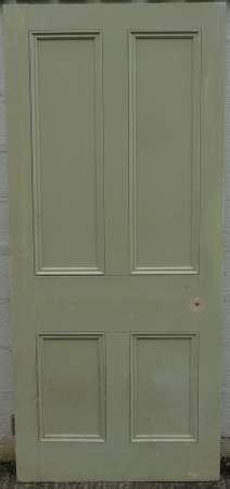 2016-11-05 Victorian 4 panel pine door 3A-450