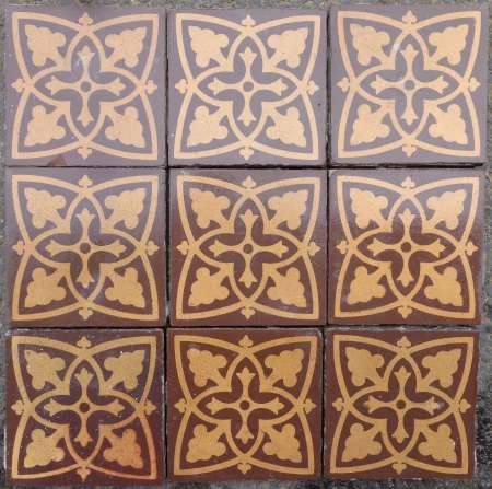 2016-18-07 Reclaimed encaustic tiles-450
