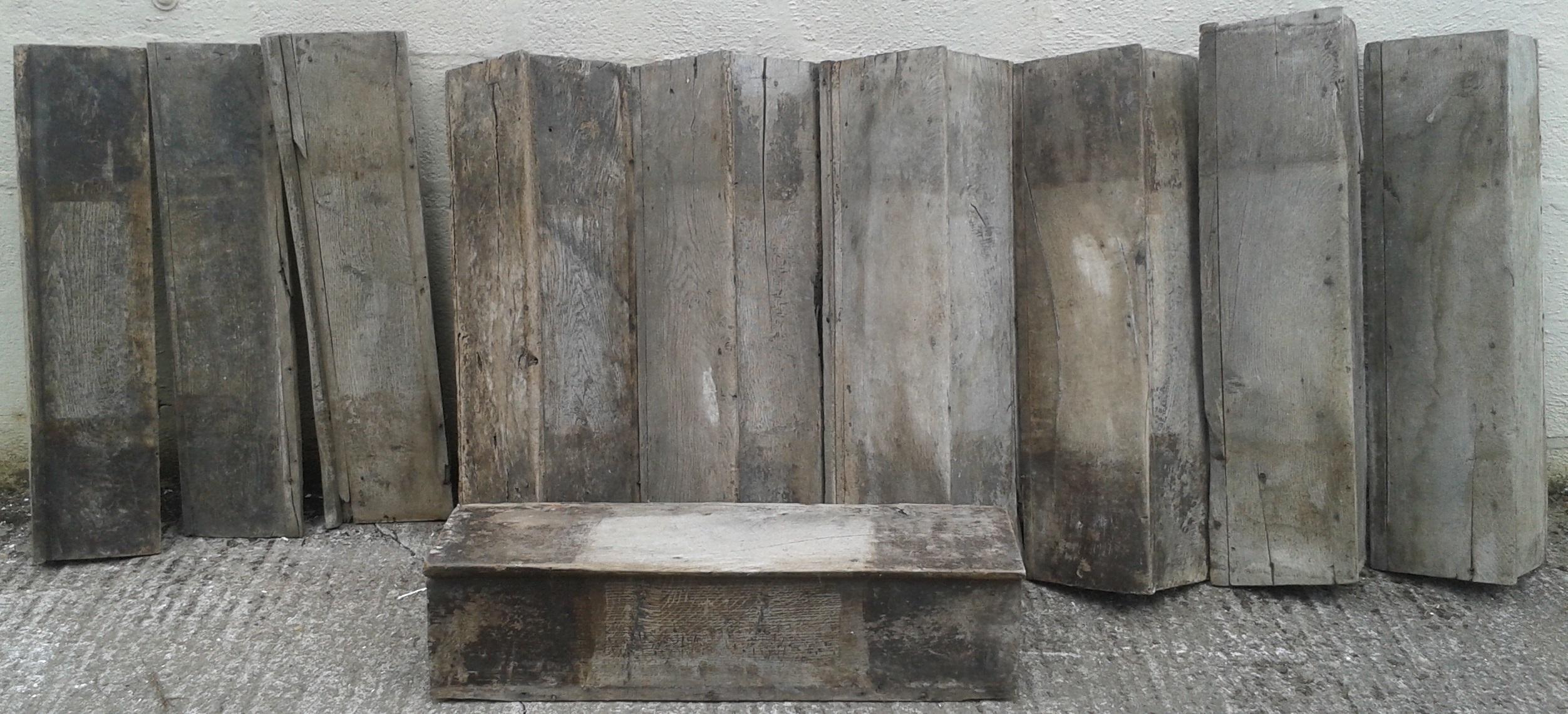 2016-22-04 18th Century oak staircase A