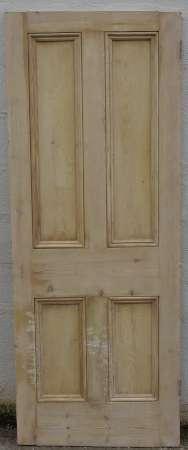 2017-01-02 Victorian 4 panel door A-450