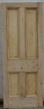 2017-01-02 Victorian 4 panel door B-450