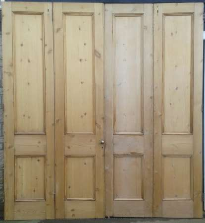Double Doors Abergavenny Reclamation