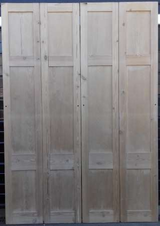 Reclaimed Victorian Room Dividers